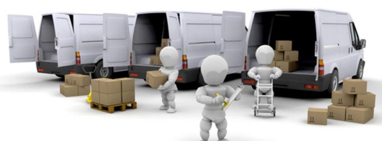 Logistics parcel. http://www.paqueteriamadrid.com/quienes-somos/