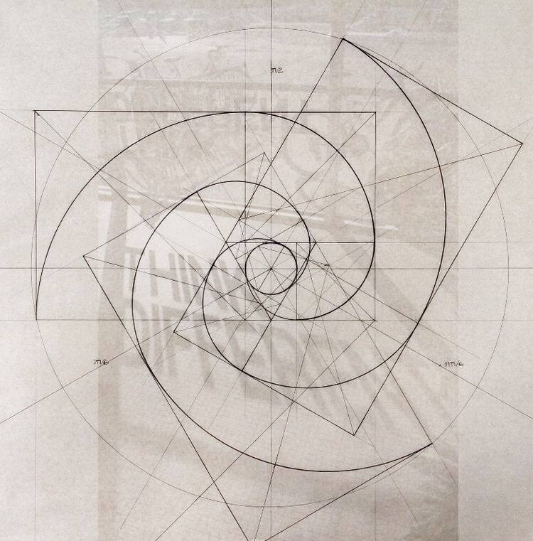 Golden Spiral Think different